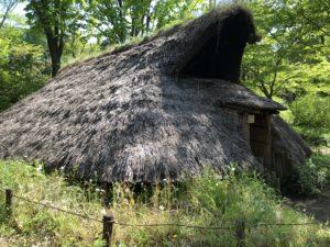 縄文の村~埋蔵文化センタ~