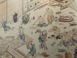【江戸東京博物館】鍛える、学ぶ、一杯やる~士サムライ~