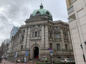 【神奈川県立歴史博物館】横浜散歩
