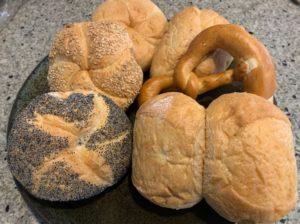 ドイツパン*タンネの毎月届くパン